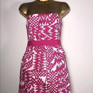 Brand new Banana Republic strapless dress.